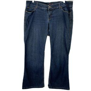 Torrid Women Denim Jeans Actual Size 45X30